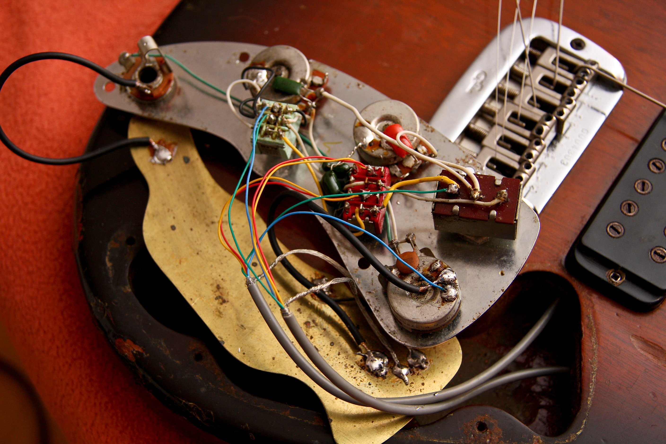 The Gl Discussion Page View Topic 1980 F 100 Phase Switch Query Guitar Wiring Diagram Image